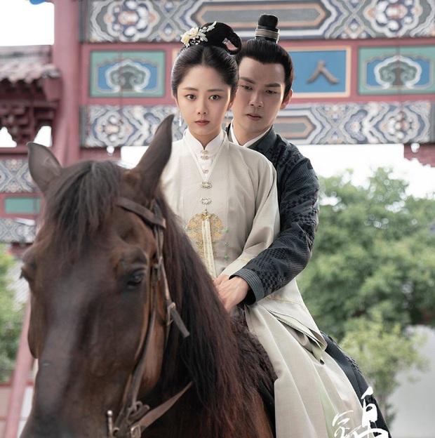 Tencent công bố 5 phim Trung được yêu thích nhất 2021: Triệu Lộ Tư ẵm 2 bộ, fan khen ngợi mãi một siêu phẩm - Ảnh 6.