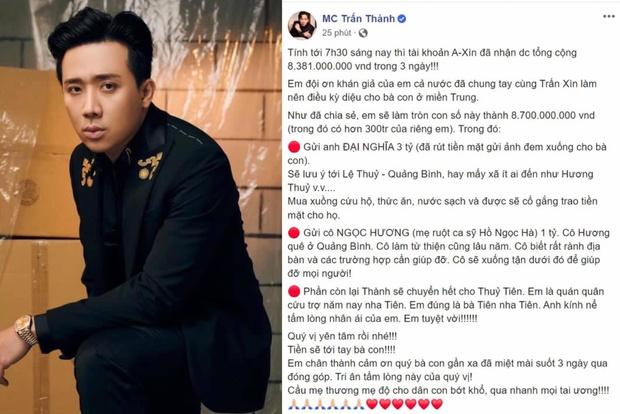 VTV cho Hoài Linh, Trấn Thành, Thuỷ Tiên lên sóng với chủ đề Từ thiện chuyên nghiệp, chuyện giải ngân 15,4 tỷ thành tâm điểm - Ảnh 6.