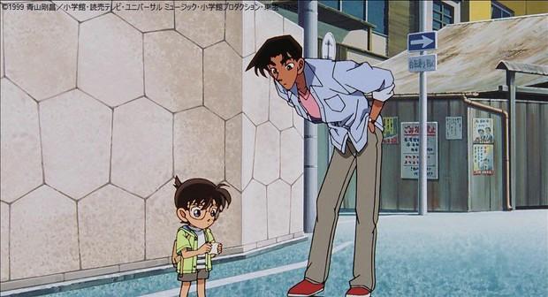 Thắc mắc dị nhất quả đất hôm nay: Conan cao bao nhiêu? Nhìn đến bánh xe hơi mà hãi hùng tột độ - Ảnh 5.