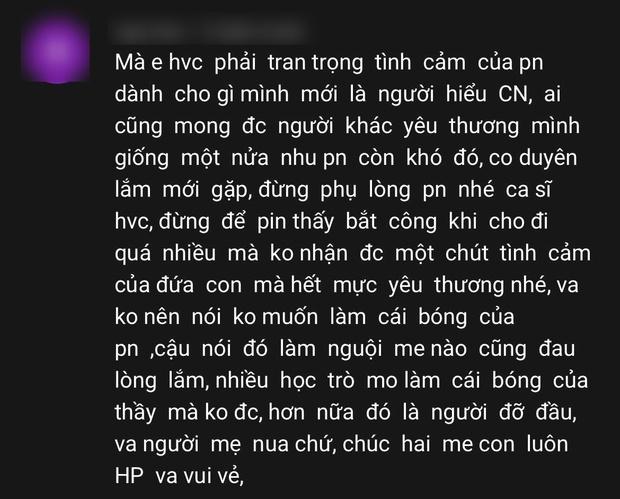 Tranh cãi nảy lửa hành động Phi Nhung hôn thô bạo Hồ Văn Cường, ghì cổ mẹ ruột của cậu trên sóng livestream? - Ảnh 7.
