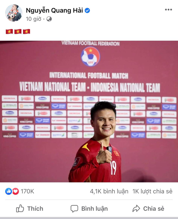 Quang Hải, Văn Thanh tăng follow chóng mặt sau trận đấu với Indonesia, nhưng một cái tên khác cũng gây bất ngờ không kém! - Ảnh 5.