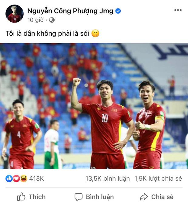 Quang Hải, Văn Thanh tăng follow chóng mặt sau trận đấu với Indonesia, nhưng một cái tên khác cũng gây bất ngờ không kém! - Ảnh 7.