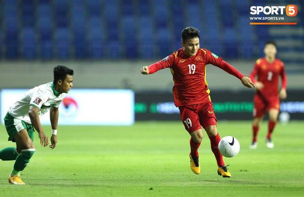 2h đêm vẫn phải HÉT LÊN: Việt Nam vừa nghiền nát Indonesia 4-0 ở vòng loại World Cup! - Ảnh 2.