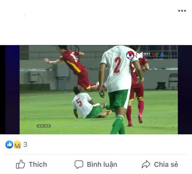 Xem trận Việt Nam VS Indonesia, muốn hét thất thanh giữa đêm: ĐÁ BÓNG HAY ĐÁ NGƯỜI? - Ảnh 9.
