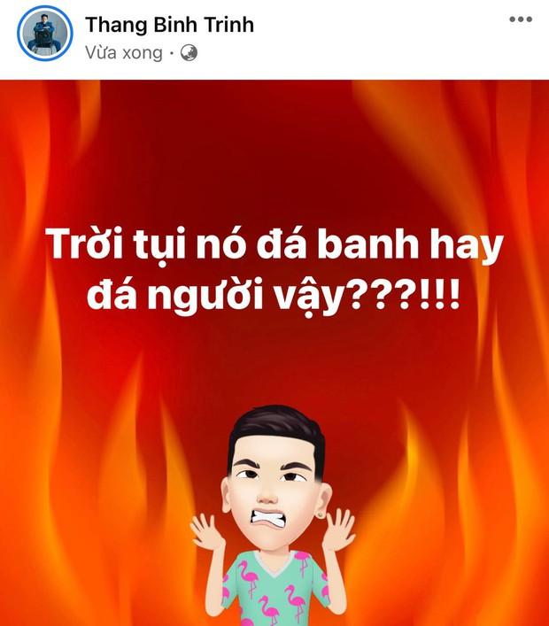 Trương Quỳnh Anh, Nam Thư và dàn sao Việt bày tỏ sự phẫn nộ khi thấy cầu thủ Việt Nam bị đội tuyển Indonesia chơi xấu - Ảnh 6.