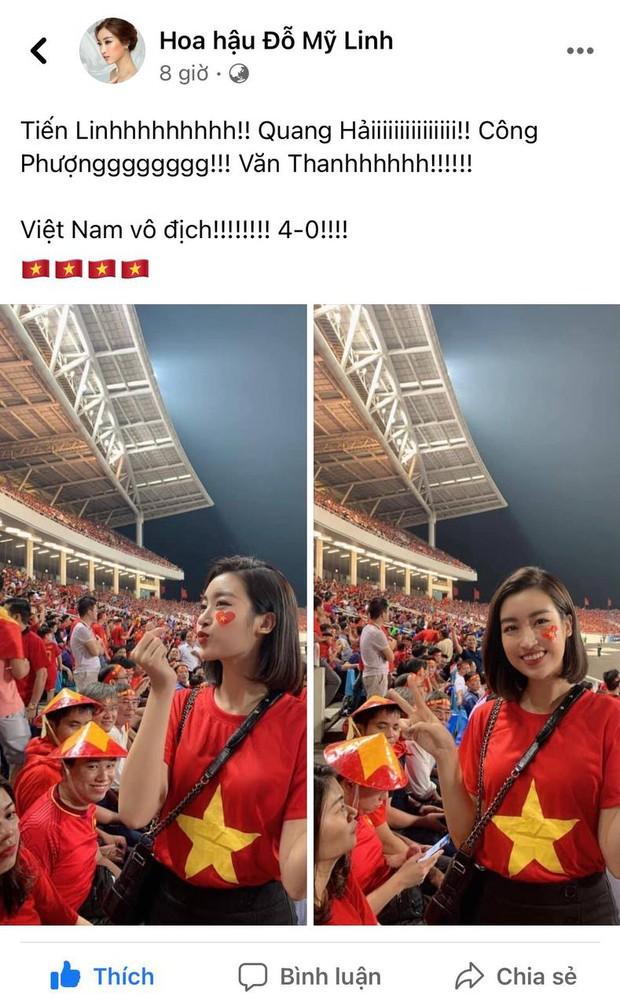 Ăn mừng Việt Nam thắng 4-0 kiểu bố bỉm Ông Cao Thắng: Không có cờ, nhanh tay bế ái nữ lên hô to, nhìn mặt Winnie hớn quá! - Ảnh 5.