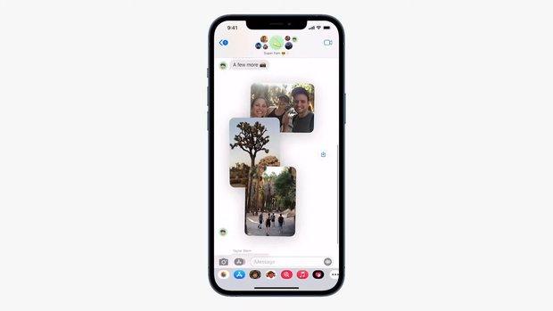 Tất tần tật các tính năng mới của iOS 15 vừa được Apple trình làng - Ảnh 3.