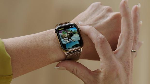 Apple Watch vừa được Apple cập nhật những tính năng gì? - Ảnh 7.