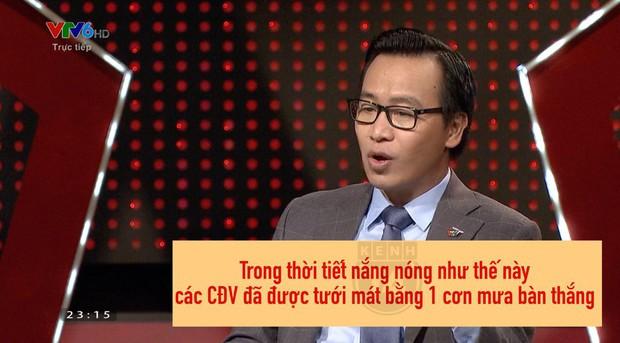 Trận bóng đi qua, BLV Biên Cương để lại rổ quote: Đây không phải bóng đá, đây là võ thuật! - Ảnh 5.