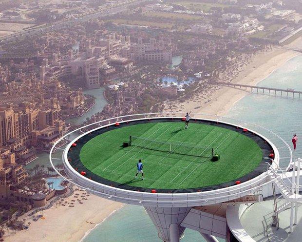 Những hình ảnh sốc tận óc bạn chỉ có thể thấy ở Dubai - nơi đội tuyển Việt Nam đang chinh chiến trong khuôn khổ vòng loại World Cup 2022 - Ảnh 14.