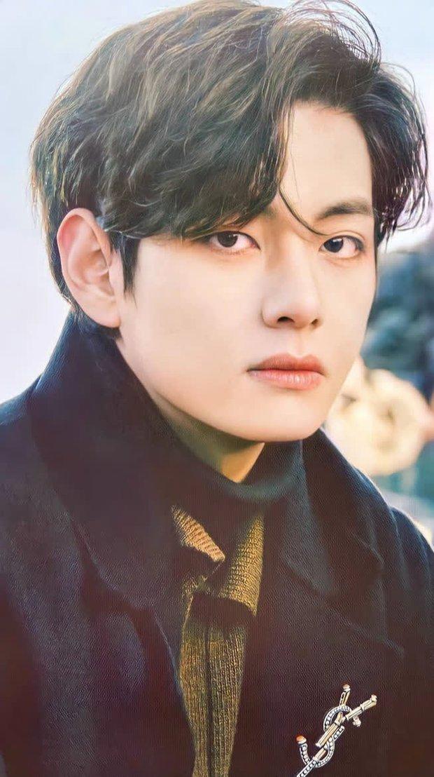 Tranh cãi BXH 7 sao nam đẹp trai nhất xứ Hàn: Gương mặt đẹp nhất thế giới V (BTS) và Sehun (EXO) cũng phải chào thua 1 nhân vật - Ảnh 10.
