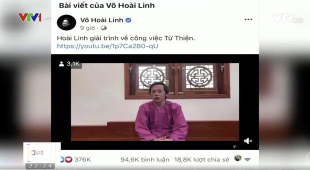 VTV cho Hoài Linh, Trấn Thành, Thuỷ Tiên lên sóng với chủ đề Từ thiện chuyên nghiệp, chuyện giải ngân 15,4 tỷ thành tâm điểm - Ảnh 2.
