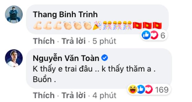 Tiến Linh có chia sẻ đầu tiên sau chiến thắng của ĐT Việt Nam, chỉ 2 từ đủ thấy tinh thần quyết tâm đã cao hơn cả núi - Ảnh 4.