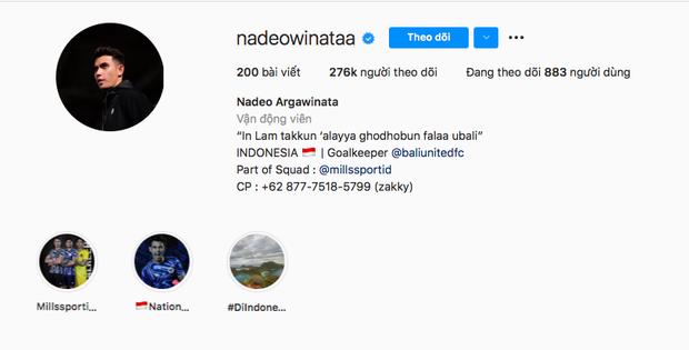 Cộng đồng mạng Việt ráo riết soi info thủ môn Indonesia, Instagram tăng chục nghìn follow nhưng cuối cùng phải thất vọng vì điều này! - Ảnh 3.