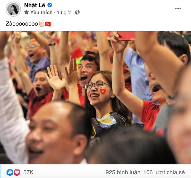 Netizen gọi Nhật Lê là thần may mắn của Quang Hải, chính chủ nói gì? - Ảnh 1.