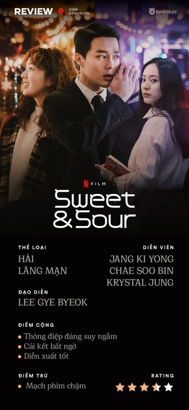 Sweet and Sour: Jang Ki Yong hóa lươn chúa cũng không sốc bằng cái kết bất ngờ, ngỡ ngàng, ngơ ngác và bật ngửa - Ảnh 14.