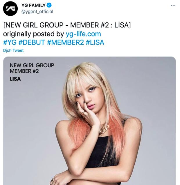 Xem lại ảnh hồi Lisa mới lộ diện: Từ 5 năm trước đã sở hữu body quá đỉnh, vẻ đẹp lạ đậm chất girlcrush - Ảnh 1.