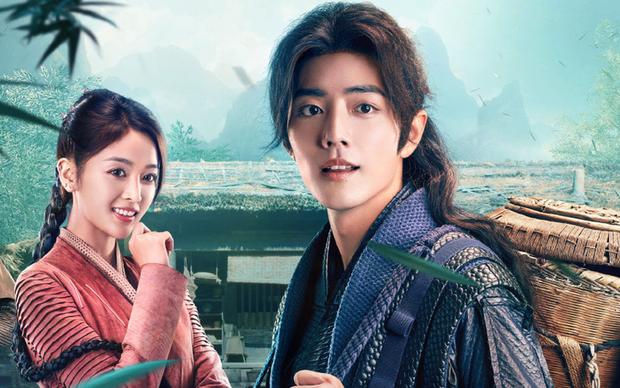 Tencent công bố 5 phim Trung được yêu thích nhất 2021: Triệu Lộ Tư ẵm 2 bộ, fan khen ngợi mãi một siêu phẩm - Ảnh 4.