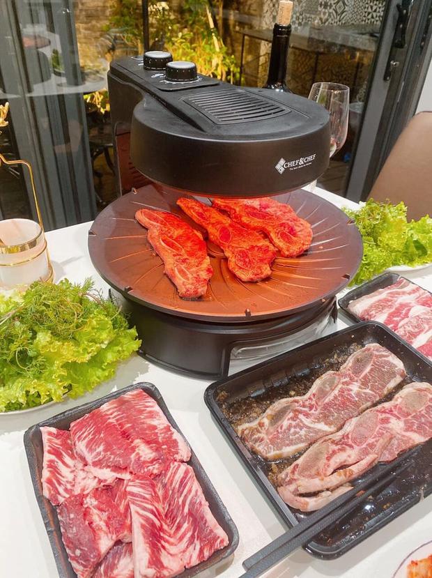 Mưa gió thèm ăn nướng BBQ thì khuyên bạn sắm bếp nướng hồng ngoại: Có tận 3 ưu điểm cực ít người biết - Ảnh 6.