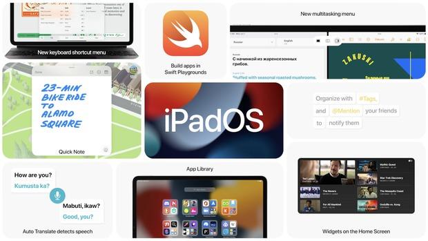 iPadOS 15 chính thức ra mắt: Bảo mật, thông minh và hữu ích hơn - Ảnh 5.