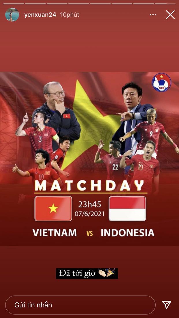 Cả MXH không ngủ để cổ vũ ĐT Việt Nam đá bóng: Gay cấn quá rồi - Ảnh 1.
