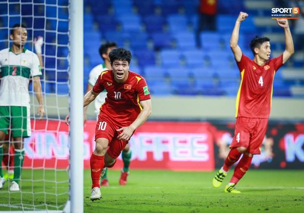 2h đêm vẫn phải HÉT LÊN: Việt Nam vừa nghiền nát Indonesia 4-0 ở vòng loại World Cup! - Ảnh 3.