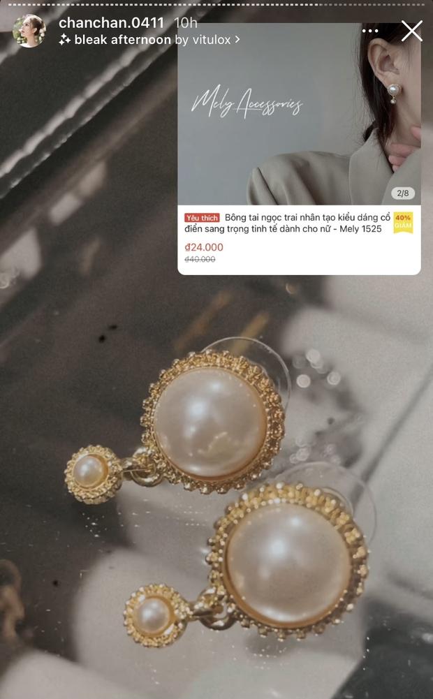 Vợ streamer giàu nhất Việt Nam khoe trang sức sang chảnh: Xem giá mới bất ngờ vì chỉ 25k đổ về  - Ảnh 10.