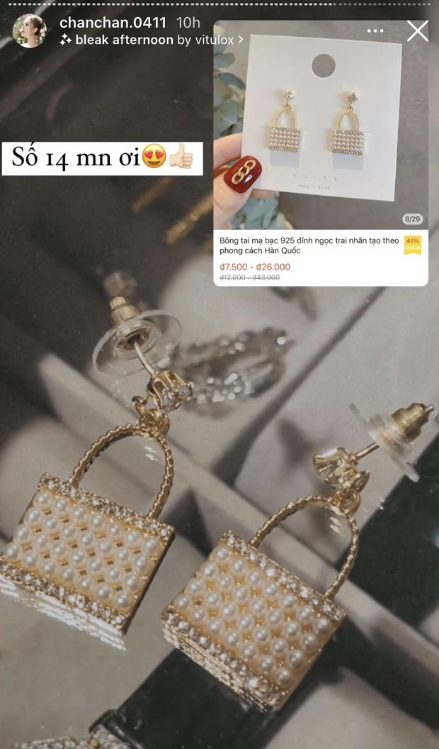 Vợ streamer giàu nhất Việt Nam khoe trang sức sang chảnh: Xem giá mới bất ngờ vì chỉ 25k đổ về  - Ảnh 8.