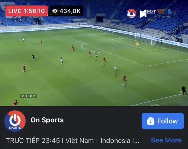 BLV Quang Huy và Quang Tùng cùng tham gia bình luận, một livestream hút tới gần 450k lượt xem cùng lúc - Ảnh 1.