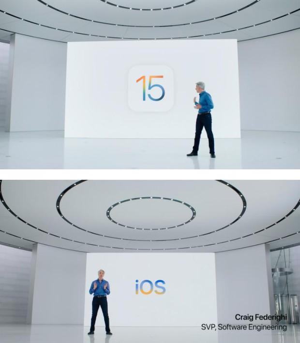 Tất tần tật các tính năng mới của iOS 15 vừa được Apple trình làng - Ảnh 1.