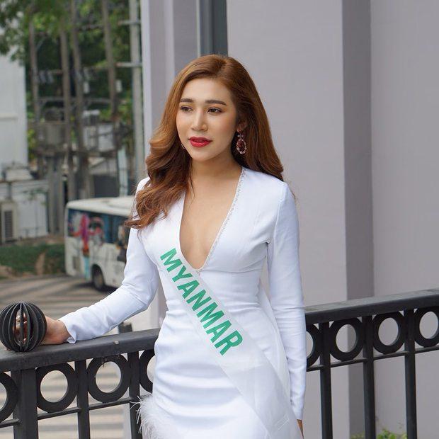 Hoa hậu Chuyển giới Myanmar qua đời ở tuổi 22 vì tai nạn thảm khốc, Hoài Sa xót xa nói lời tiễn biệt - Ảnh 10.