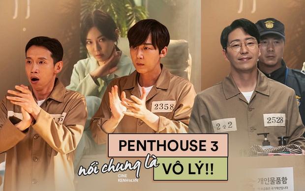 Sự mở màn của Penthouse 3 và loạt tình tiết nói chung là vô lý! - Ảnh 1.