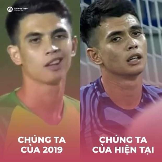 Việt Nam chốt đơn Indonesia 4-0, mạng xã hội bùng nổ loạt meme cực đỉnh, biểu cảm của Quang Hải chiếm trọn spotlight - Ảnh 8.