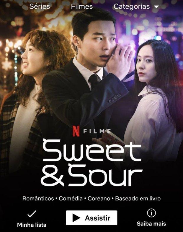 Sweet and Sour: Chuyện tình tay 3 từ ngọt đến chua với cái kết nằm mơ cũng không thể ngờ tới - Ảnh 7.