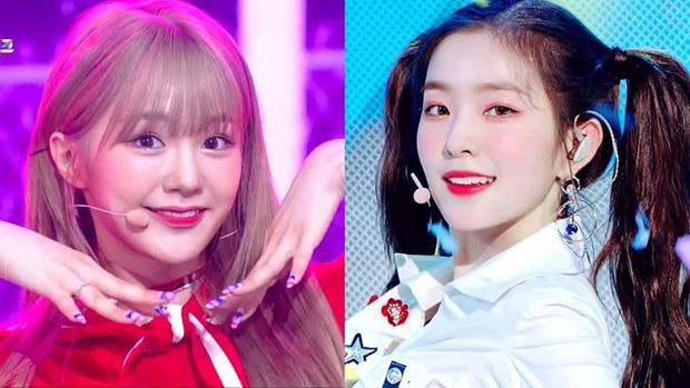 Knet khó hiểu nữ idol được khen visual giống Irene (Red Velvet), Jisoo (BLACKPINK): Xinh thật, nhưng giống chỗ nào? - Ảnh 6.