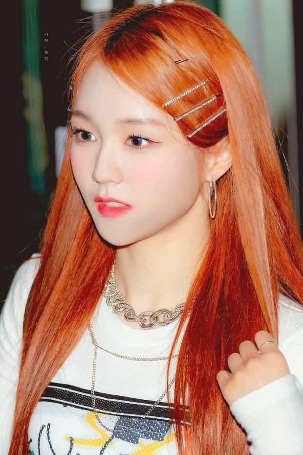 Knet khó hiểu nữ idol được khen visual giống Irene (Red Velvet), Jisoo (BLACKPINK): Xinh thật, nhưng giống chỗ nào? - Ảnh 5.