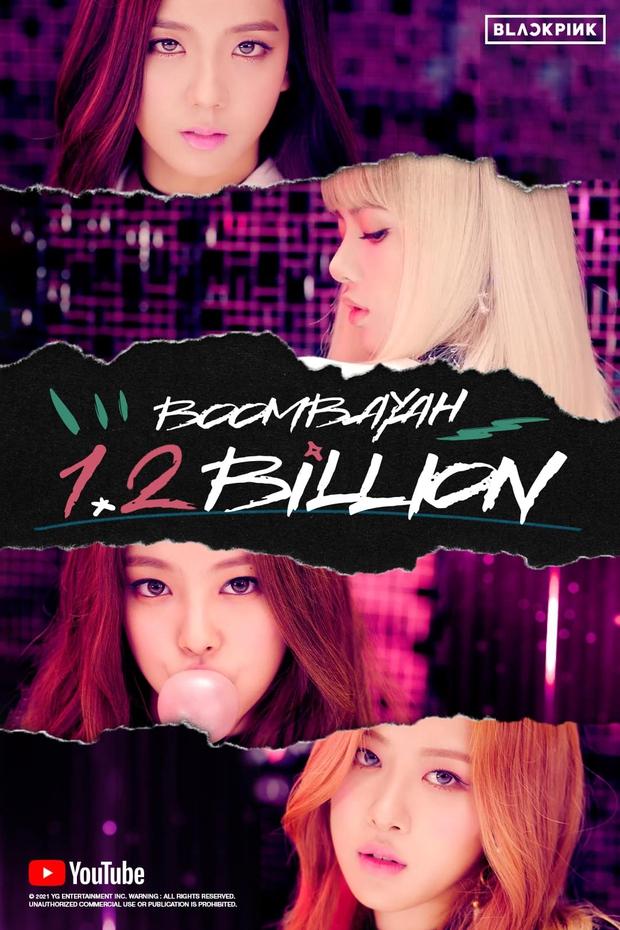 BOOMBAYAH đạt 1,2 tỷ view giúp BLACKPINK lập kỷ lục, fan quay sang lo lắng cho How You Like That - Ảnh 2.