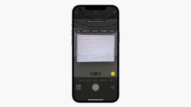 Apple Live Text có thể đọc được tất cả văn bản trong tất cả ảnh của bạn bằng AI - Ảnh 2.