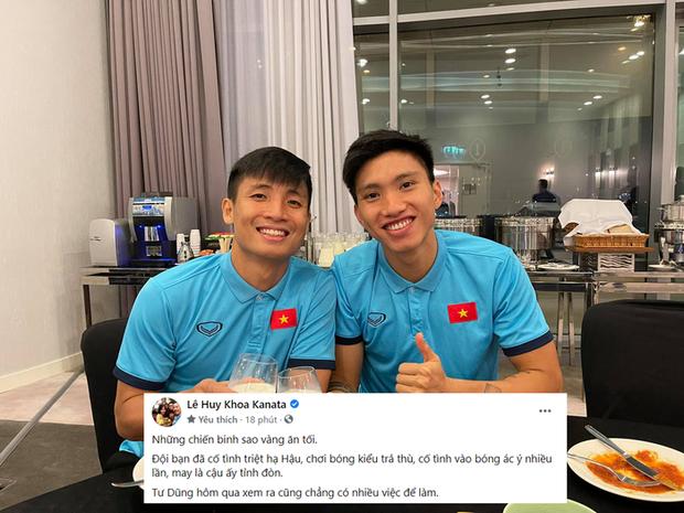 Không chỉ chơi xấu Tuấn Anh, trợ lý tuyển Việt Nam tố cầu thủ Indonesia muốn trả thù Văn Hậu  - Ảnh 1.
