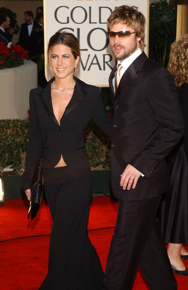 Hôn nhân đầu tiên của Brad Pitt: Tỏ tình trên thảm đỏ rồi toang vì tiểu tam Angelina, từ thù thành bạn với vợ cũ sau 15 năm - Ảnh 6.