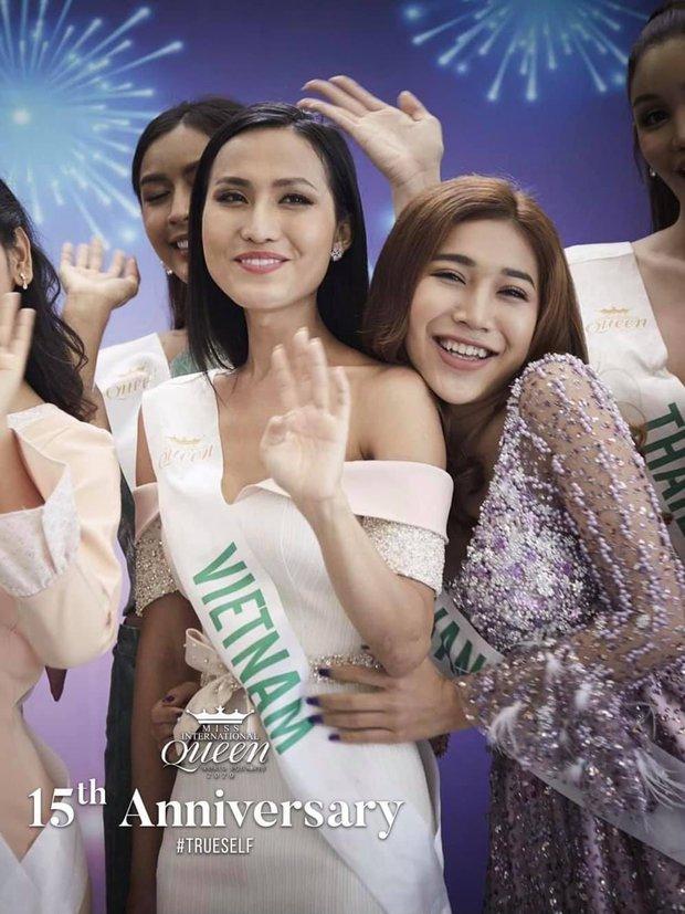 Hoa hậu Chuyển giới Myanmar qua đời ở tuổi 22 vì tai nạn thảm khốc, Hoài Sa xót xa nói lời tiễn biệt - Ảnh 5.