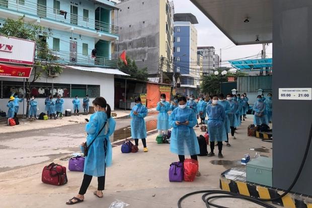 Bắc Giang hạ quyết tâm sau 21/6 không còn F0, chuẩn bị khử khuẩn tâm dịch Núi Hiểu - Ảnh 1.