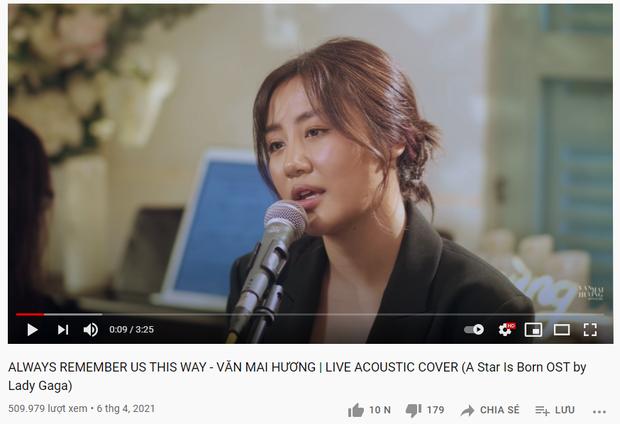 Fan Lady Gaga tại Việt Nam làm căng quá, Văn Mai Hương dù tuyên bố đã trả tác quyền nhưng hết bài hát bị gỡ đến clip cover cũng bị xóa - Ảnh 13.