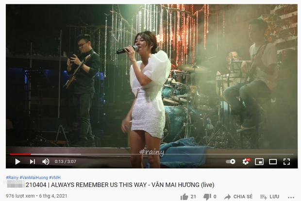 Fan Lady Gaga tại Việt Nam làm căng quá, Văn Mai Hương dù tuyên bố đã trả tác quyền nhưng hết bài hát bị gỡ đến clip cover cũng bị xóa - Ảnh 12.