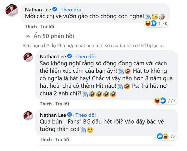 """Nathan Lee bất ngờ đào mộ clip Thu Minh làm giám khảo: """"Mời các chị về vườn gào cho chồng con nghe"""" - Ảnh 3."""
