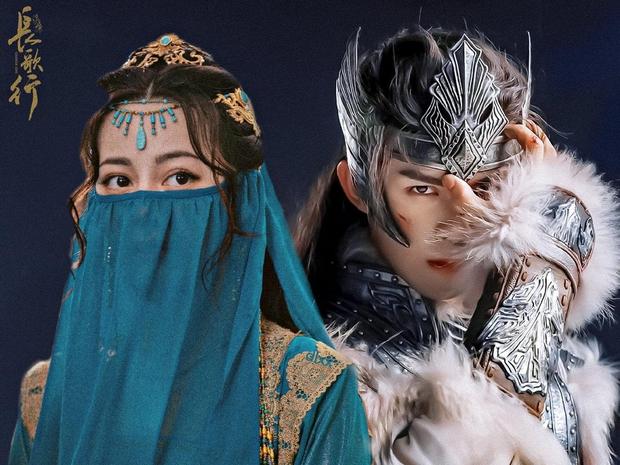 Tencent công bố 5 phim Trung được yêu thích nhất 2021: Triệu Lộ Tư ẵm 2 bộ, fan khen ngợi mãi một siêu phẩm - Ảnh 5.