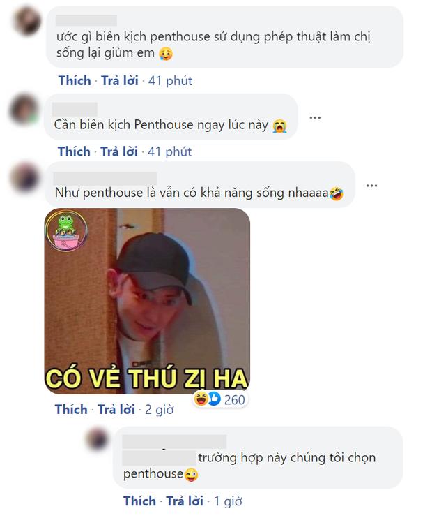 Netizen khóc nức nở với thảm cảnh ở Youth Of May, biên kịch Penthouse tự dưng được triệu hồi - Ảnh 8.