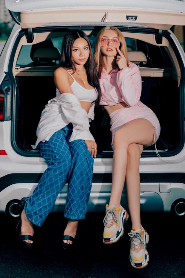 Trưởng nhóm LipB debut solo, tuyên bố không ngại diễn cảnh nhạy cảm, Vũ Thảo My tung MV nhạc Hoa lời Việt, thẳng thắn đối mặt tranh cãi - Ảnh 11.