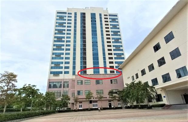 Trưởng phòng điện lực tử vong sau khi rơi từ tầng 17 khách sạn Mường Thanh - Ảnh 1.