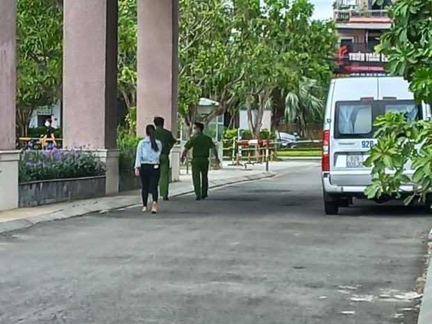 Trưởng phòng điện lực tử vong sau khi rơi từ tầng 17 khách sạn Mường Thanh - Ảnh 2.